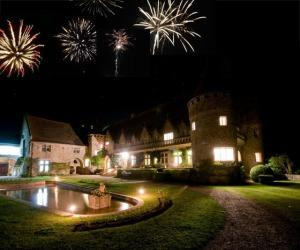 inspirerende aften på det Franske slot hattonchâtel Château